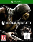 Mortal Kombat X [AT PEGI] für XBox One