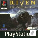 Riven: The Sequel to Myst [5 CDs] für PS1