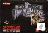 Mighty Morphin Power Rangers: The Movie für SNES