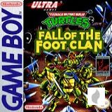 Teenage Mutant Ninja Turtles: Fall of the Foot Clan für Gameboy Classic