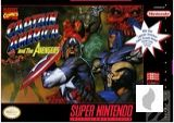 Captain America and the Avengers für SNES