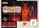 Populous 2: Trials of the Olympian Gods für SNES