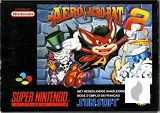 Aero The Acro-Bat 2 für SNES
