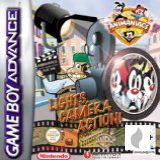 Animaniacs: Lights, Camera, Action für Gameboy Advance