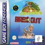 Compilation: Breakout / Centipede / Warlords für Gameboy Advance