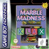 Compilation: Marble Madness / Klax für Gameboy Advance