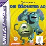 Disney-Pixar: Die Monster AG für Gameboy Advance