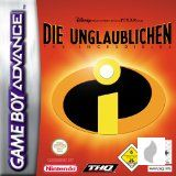 Disney-Pixar: Die Unglaublichen: The Incredibles für Gameboy Advance