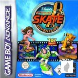 Disney: Extreme Skate Adventure für Gameboy Advance