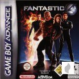 Fantastic Four für Gameboy Advance