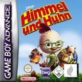 Himmel und Huhn: Chicken Little für Gameboy Advance