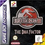 Jurassic Park 3: The DNA Factor für Gameboy Advance