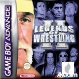 Legends of Wrestling 2 für Gameboy Advance