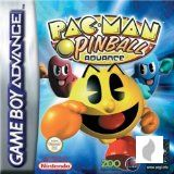Pac-Man Pinball Advance für Gameboy Advance