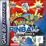 Pokémon Pinball Rubin & Saphir für Gameboy Advance