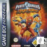 Power Rangers: Ninja Storm für Gameboy Advance