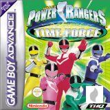 Power Rangers: Time Force für Gameboy Advance