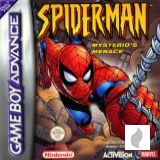 Spider-Man: Mysterio's Menace für Gameboy Advance