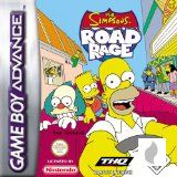 The Simpsons: Road Rage für Gameboy Advance