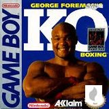 George Foreman's KO Boxing für Gameboy Classic