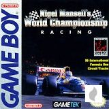 Nigel Mansell's World Championship Racing für Gameboy Classic