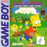 Bart Simpsons: Escape from Camp Deadly für Gameboy Classic