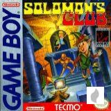 Solomon's Club für Gameboy Classic