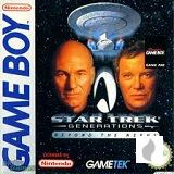 Star Trek Generations: Beyond the Nexus für Gameboy Classic