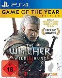The Witcher 3: Wild Hunt: Game of the Year Edition für PS4