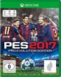 Pro Evolution Soccer 2017 für XBox One