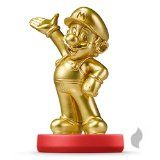 amiibo Super Mario Collection 003: Mario Gold [roter Sockel]