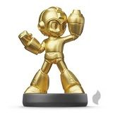 amiibo Super Smash Bros. Collection 099: Mega Man Gold