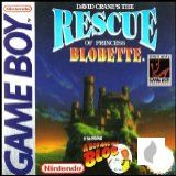 David Crane's The Rescue of Princess Blobette: A Boy and his Blob für Gameboy Classic