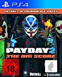 Payday 2: The Big Score für PS4