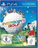 Everybody's Golf 7 für PS4