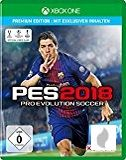 Pro Evolution Soccer 2018 für XBox One