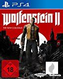 Wolfenstein II: The New Colossus für PS4