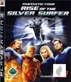Fantastic Four: Rise of the Silver Surfer für PS3