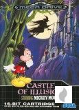 Castle of Illusion starring Mickey Mouse für Megadrive