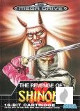 The Revenge of Shinobi für Megadrive