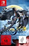 Bayonetta 2 [Bayonetta 1 nur als Download Code] für Switch