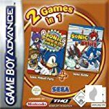 2 Games in 1: Sonic Battle + Sonic Pinball für Gameboy Advance