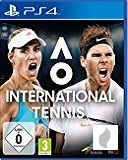 AO International Tennis für PS4