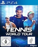 Tennis World Tour für PS4
