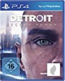 Detroit Become Human für PS4