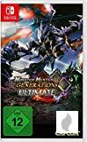 Monster Hunter Generations Ultimate für Switch