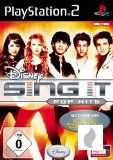 Disney: Sing it: Pop Hits für PS2