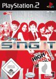 Disney: Sing It: High School Musical 3: Senior Year für PS2