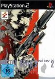 Metal Gear Solid 2: Sons of Liberty für PS2