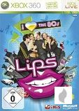 Lips: I love the 80s für XBox 360